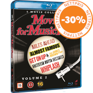 Produktbilde for Movies For Music Fans Volume 2 (BLU-RAY)