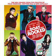 The Boat That Rocked (BLU-RAY)
