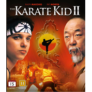 Karate Kid 2 (1986) (BLU-RAY)