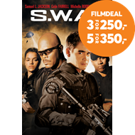 Produktbilde for S.W.A.T. (BLU-RAY)