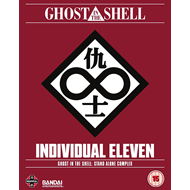 Ghost In The Shell: Stand Alone Complex - Individual Eleven (UK-import) (BLU-RAY)