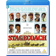 Stagecoach (UK-import) (BLU-RAY)
