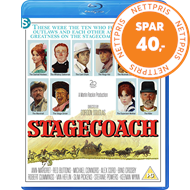 Produktbilde for Stagecoach (UK-import) (BLU-RAY)
