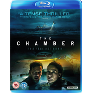 The Chamber (UK-import) (BLU-RAY)