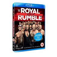 WWE: Royal Rumble 2017 (UK-import) (BLU-RAY)