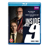 Inside No. 9 - Sesong 3 (UK-import) (BLU-RAY)