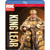 King Lear: Royal Shakespeare Company (UK-import) (BLU-RAY)