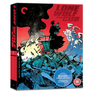 Lone Wolf And Cub - The Criterion Collection (UK-import) (BLU-RAY)