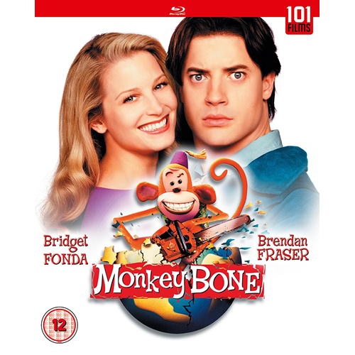 Monkeybone (UK-import) (BLU-RAY)