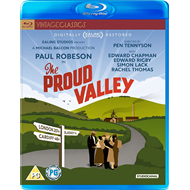 The Proud Valley (BLU-RAY)