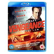 Vengeance (UK-import) (BLU-RAY)