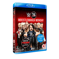 WWE: Wrestlemania Monday (UK-import) (BLU-RAY)