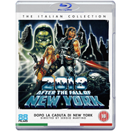 2019 - After The Fall Of New York (UK-import) (BLU-RAY)