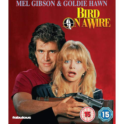 Bird On A Wire (UK-import) (BLU-RAY)