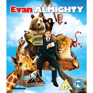 Produktbilde for Evan Almighty (UK-import) (BLU-RAY)