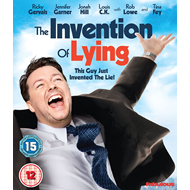 The Invention Of Lying (UK-import) (BLU-RAY)