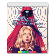 The Red Queen Kills Seven Times (UK-import) (BLU-RAY)