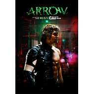 Arrow - Sesong 5 (BLU-RAY)