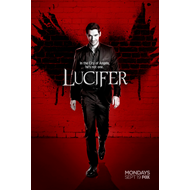 Lucifer - Sesong 2 (BLU-RAY)