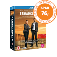 Produktbilde for Broadchurch - Sesong 1-3 (UK-import) (BLU-RAY)