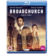 Produktbilde for Broadchurch - Sesong 3 (UK-import) (BLU-RAY)