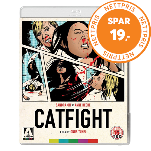 Catfight (UK-import) (BLU-RAY)