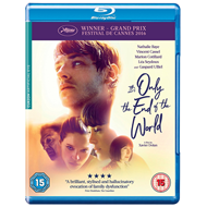 It's Only The End Of The World (BLU-RAY)