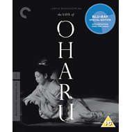The Life Of Oharu - The Criterion Collection (UK-import) (BLU-RAY)