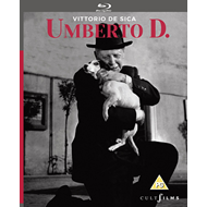 Umberto D. (UK-import) (BLU-RAY)