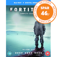 Produktbilde for Fortitude - Sesong 2 (UK-import) (BLU-RAY)