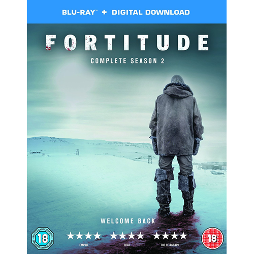 Fortitude - Sesong 2 (UK-import) (BLU-RAY)