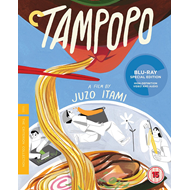 Tampopo - The Criterion Collection (UK-import) (BLU-RAY)