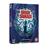 Brain Damage - Limited Edition (BLU-RAY)