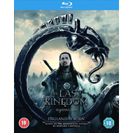 The Last Kingdom - Sesong 1-2 (UK-import) (BLU-RAY)