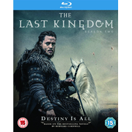 The Last Kingdom - Sesong 2 (UK-import) (BLU-RAY)
