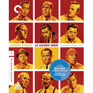 Produktbilde for 12 Angry Men - The Criterion Collection (UK-import) (BLU-RAY)