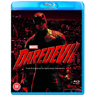 Daredevil - Sesong 2 (UK-import) (BLU-RAY)