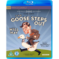 Produktbilde for The Goose Steps Out (UK-import) (BLU-RAY)