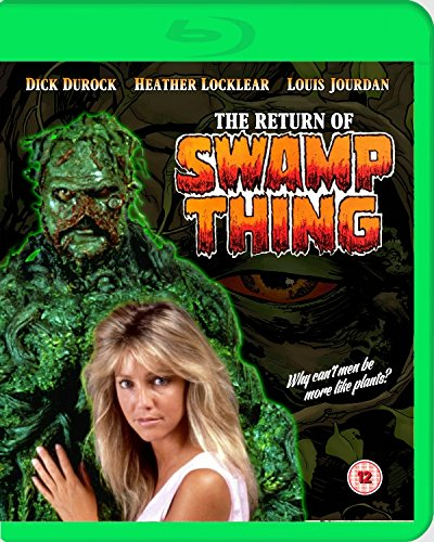 The Return Of Swamp Thing (UK-import) (BLU-RAY)