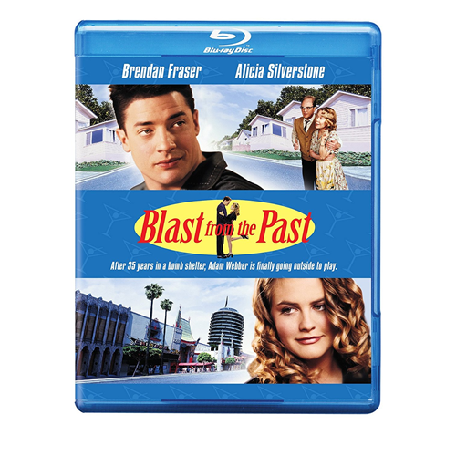 Blast From The Past (BLU-RAY)