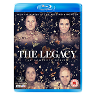Arvingene / The Legacy - The Complete Series (UK-import) (BLU-RAY)