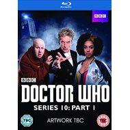 Doctor Who: Series 10 - Part 1 (BLU-RAY)