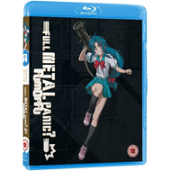 Full Metal Panic - FUMOFFU: Complete Collection (UK-import) (BLU-RAY)