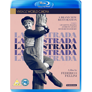 Produktbilde for La Strada (UK-import) (BLU-RAY)
