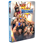 WWE: Wrestlemania 33 (UK-import) (BLU-RAY)