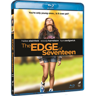 The Edge Of Seventeen (BLU-RAY)