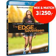 Produktbilde for The Edge Of Seventeen (BLU-RAY)