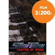 Produktbilde for Starship Troopers: Traitor Of Mars (BLU-RAY)