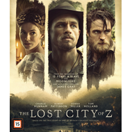 Lost City Of Z (BLU-RAY)