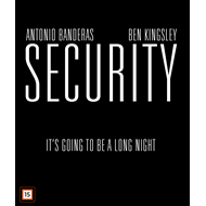 Produktbilde for Security (BLU-RAY)